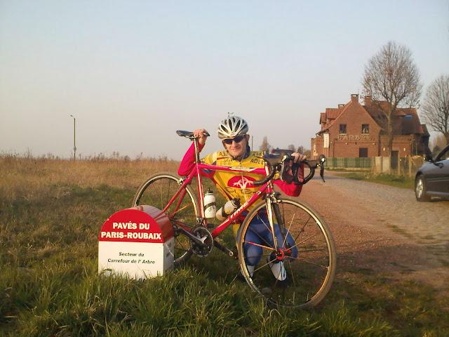 Le secteur pavé du carrefour de l'arbre, un lieu mythique de Paris-Roubaix