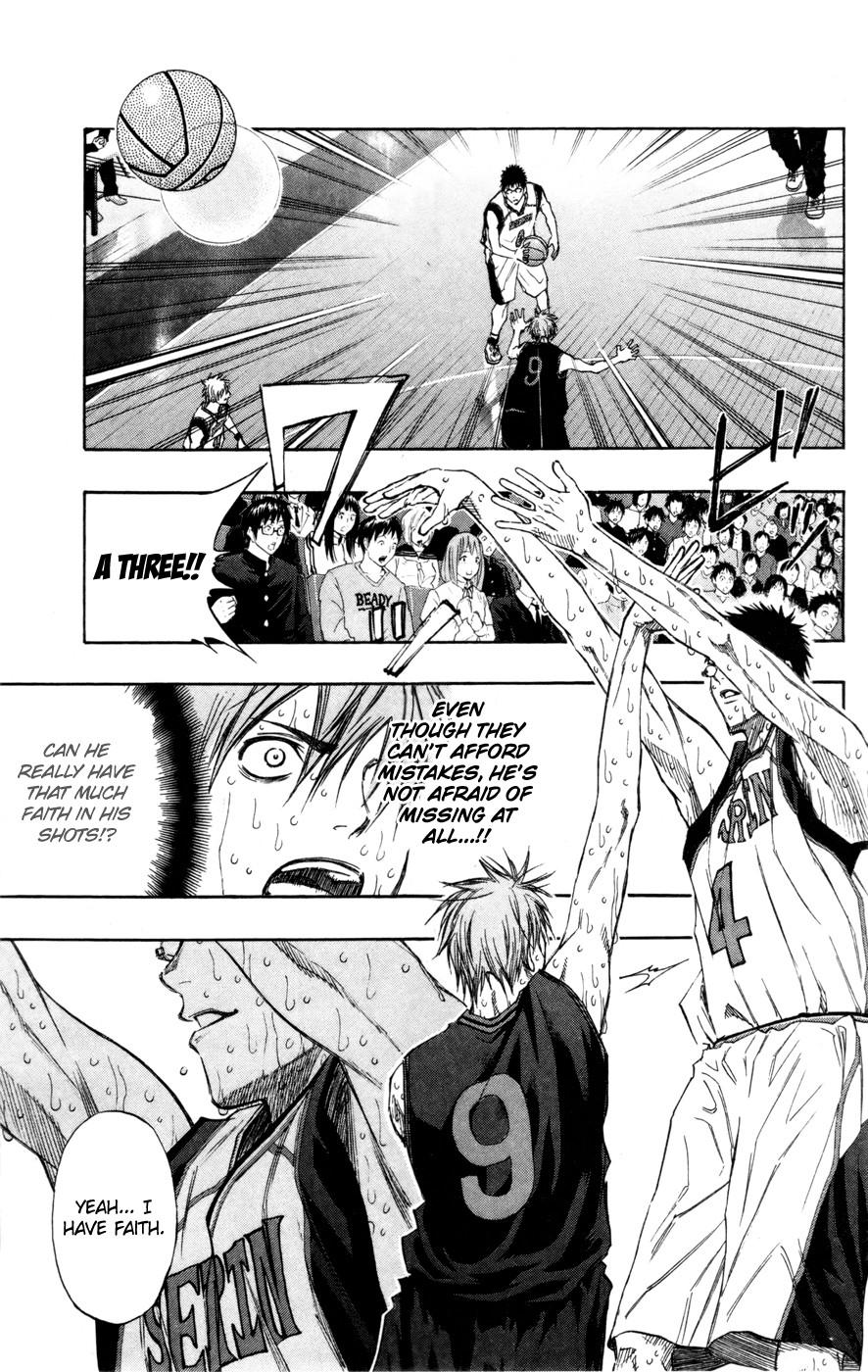 Kuroko no Basket Manga Chapter 131 - Image 04