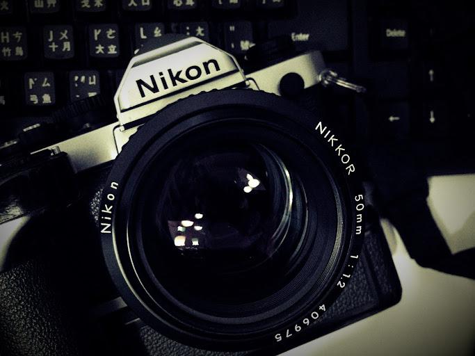 fm2+Nikon AIS 50mm f1.2ais+provia 400f