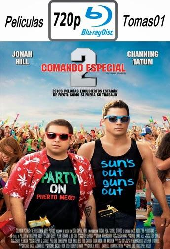 Comando Especial 2 (Infiltrados en la Universidad) (2014) (BD)BRRip 720p
