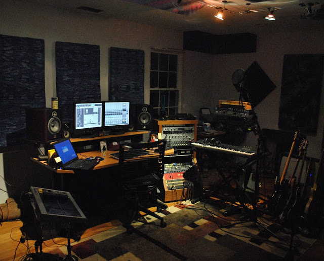 Main studio shot