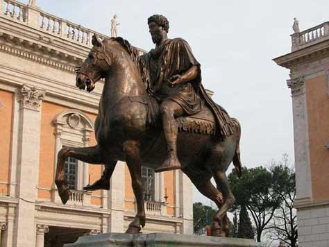 Marco Aurelio, un estoico en estado puro