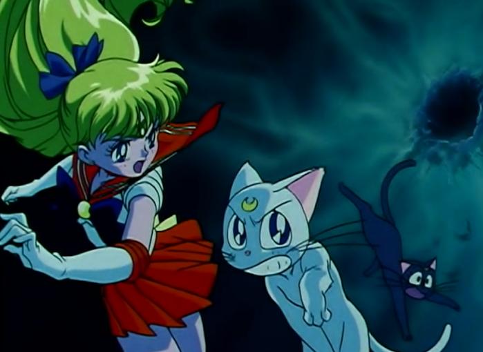Sailor Moon Newbie Recap: Episodes 59 & 60   The Mary Sue