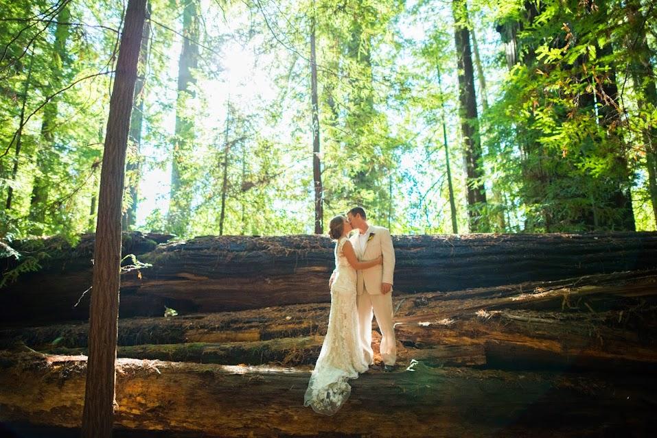 weddings on the redwood coast humboldt county california