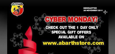 Fiat 500 Abarth Store