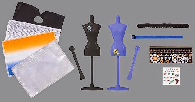 Bộ thiết kế thời trang Dress Set New York