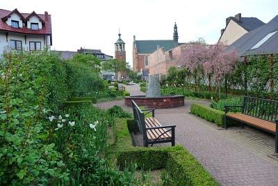 ogród, biblijny, w, proszowicach, zofia, włodarczyk, leszek, bylina, proszowice