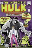 Incroyable Hulk mai 1962