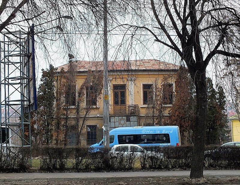 sinagoga merarilor iasi
