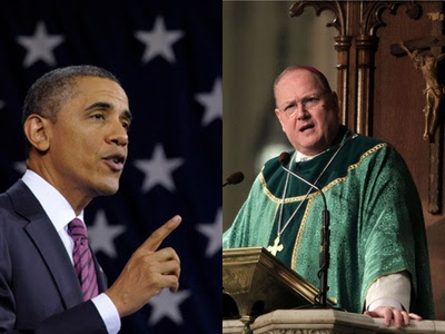 Obama's fellow travelers: Catholic bishops opposed to religious liberty