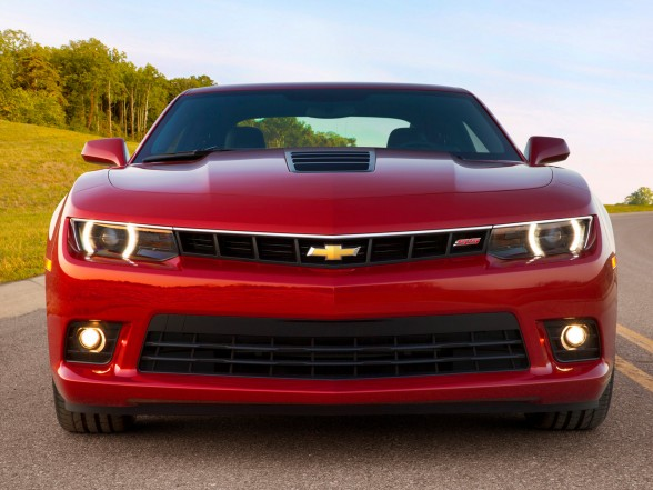 Chevrolet Camaro SS 2014 - Front