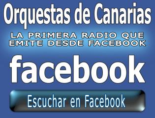 escucha orquestas de canarias en facebook