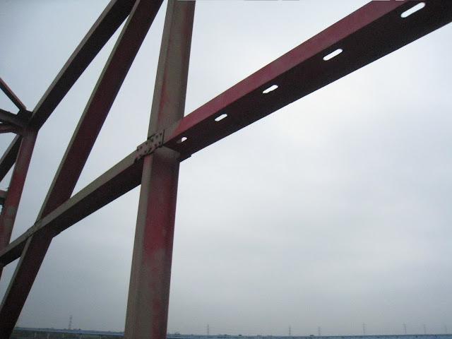 橋外的框框