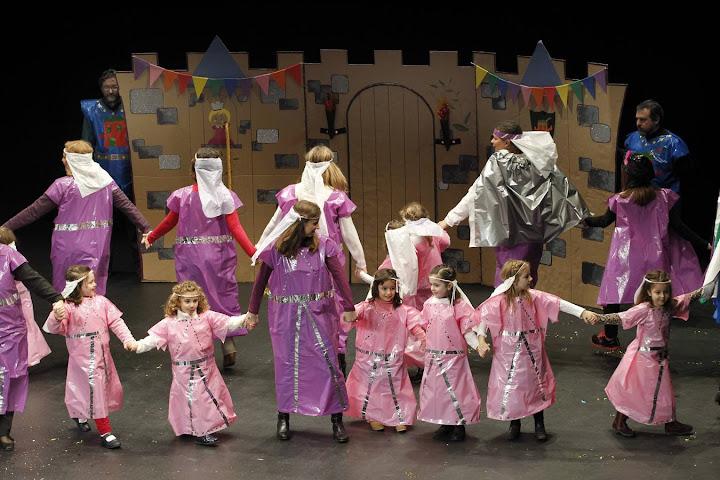 Desfile Infantil Jovellanos 2014