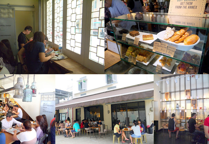 coffee places in singapore