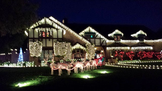 Best Christmas Holiday Lights around Phoenix East Valley - Phoenix ...