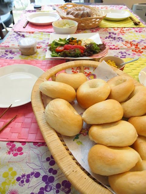 福岡県新宮 パン&お菓子教室