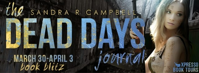 Book Blitz: The Dead Days Journal by Sandra R Campbell