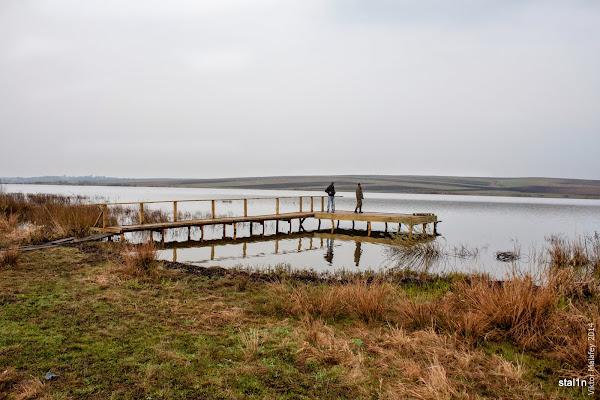 Наше місце рибалки в Прилбичах
