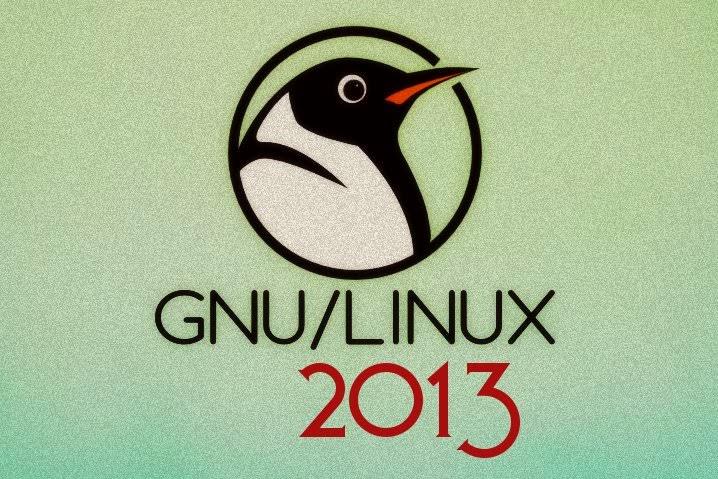 13 distribuciones GNU/Linux para recordar 2013