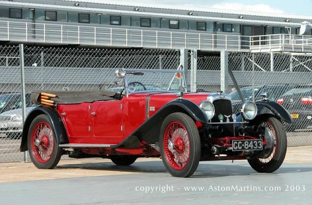 Aston Martin T-Type, 1928 г.