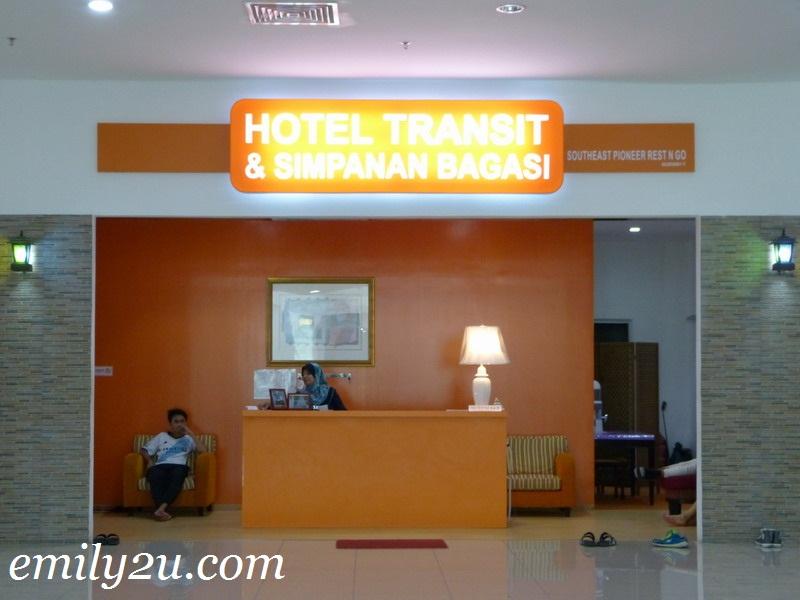 Hotel Transit Ipoh Terminal Bas Aman Jaya