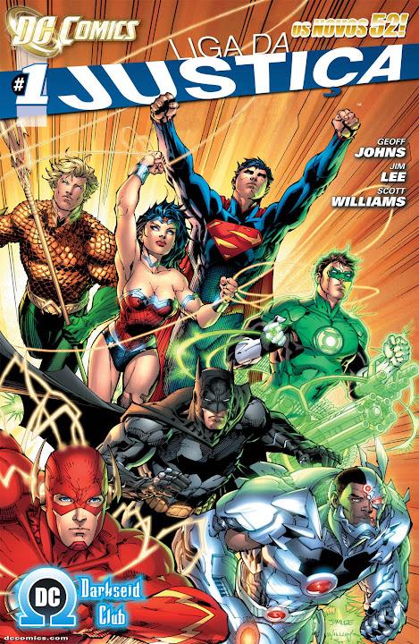 Liga da Justiça (Os Novos 52)