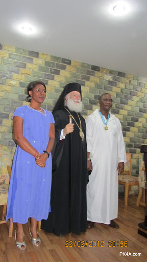 2012 – THE HISTORICAL VISIT – Paradise 4 Kids
