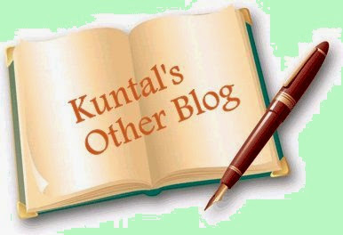 Kuntal's Other Blog