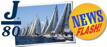 J/80 Worlds 2014 sailing circuit