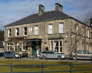 Newcastle House in Rothbury