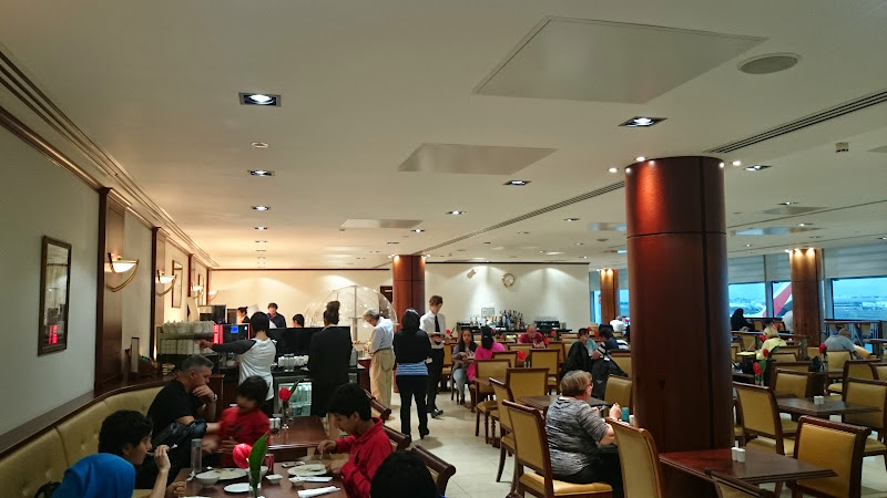 DSC 4560 - REVIEW - The Lounges of LHR T3 - EK, CX and BA (September 2014)