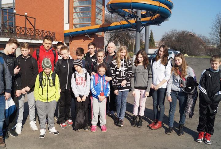 Mistrzostwa Wielkopolski LZS w Pływaniu - Chodzież, 19 marca 2015r.