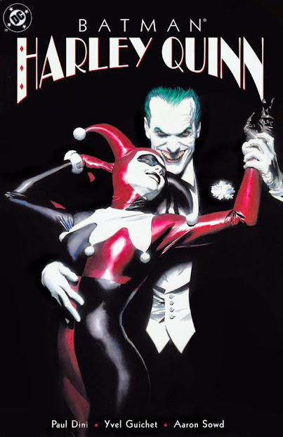 Harley Quinn danza con il Joker