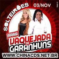 CD Solteirões do Forró - Vaquejada de Garanhuns - PE - 03.11.2012