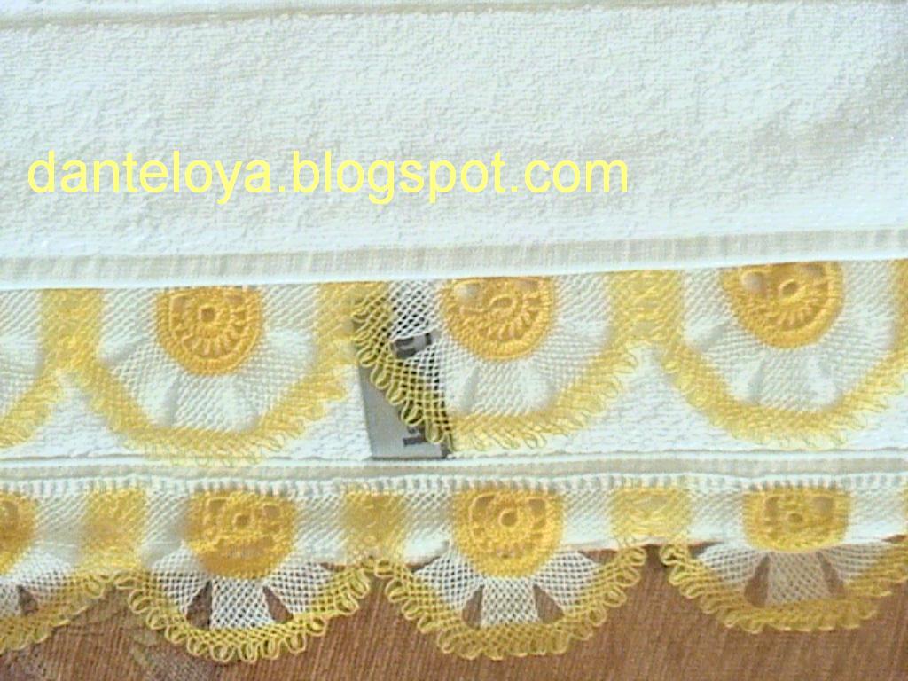 Iğne oyası havlu kenarı örnekleri yeni