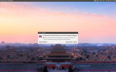 Lo sentimos, Ubuntu 12.04 ha experimentado un error interno: Deshabilita el envío de informes de error en Ubuntu 12.04 LTS