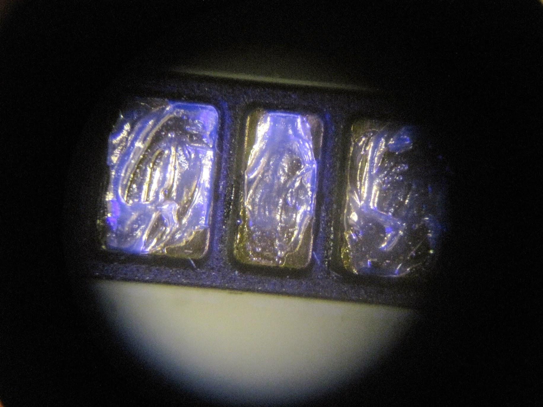 UV traces