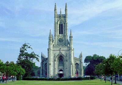 St Peter's Church, York Pl, Brighton, United Kingdom