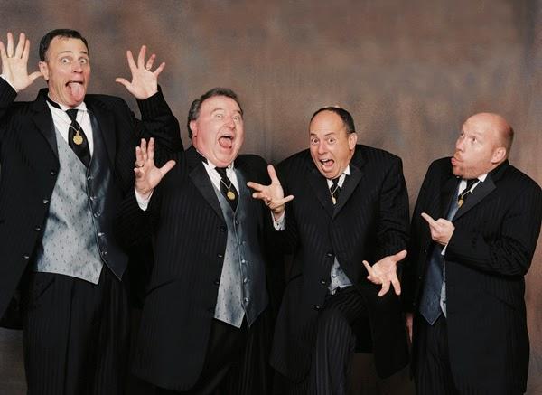FRED, 1999 BHS International Quartet Champions