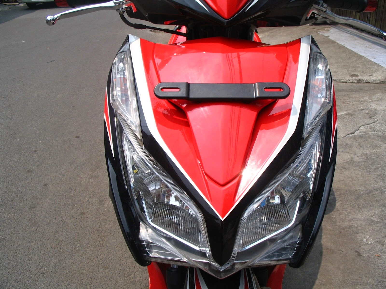 Modifikasi Airbrush Vario Techno