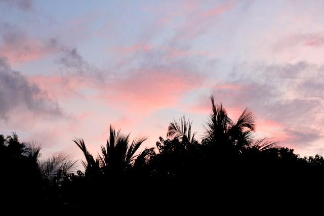 Kuramathi Island sunset