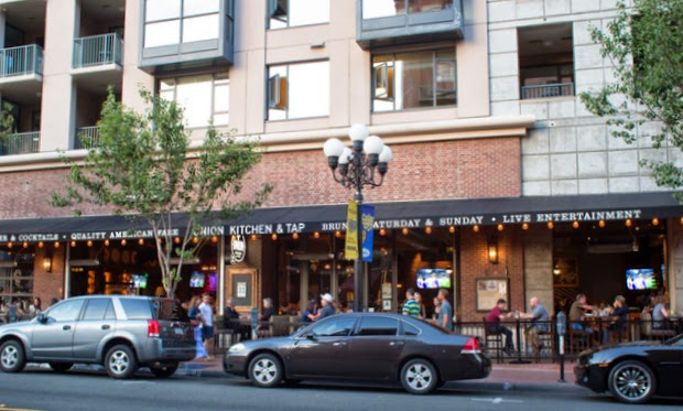 Union Kitchen and Tap Gaslamp