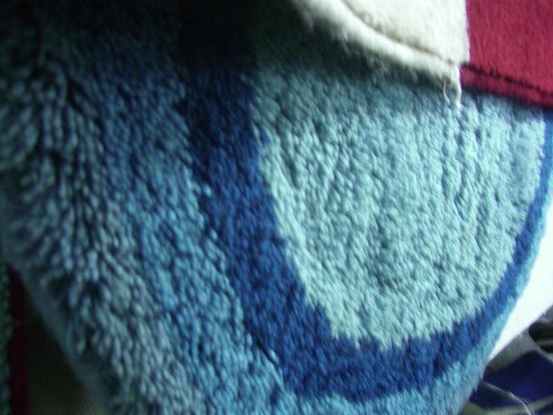 Alfombras shag tejidas a mano con dise o creando tendencias for Alfombras artesanales tejidas a mano