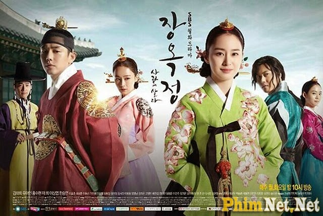 Phim Jang Ok Jung - Jang Ok Jung - Wallpaper