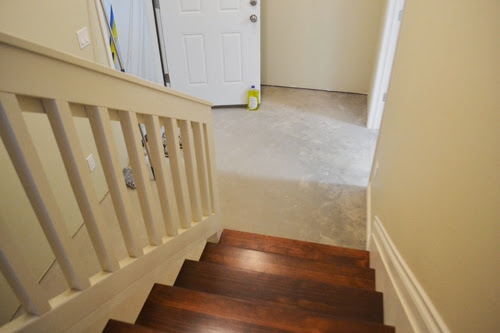 We Also Decided To Finish Out The Basement Mudroom Area Adjacent To The  Sewing Room With The EpoxyShield Coating. This Is Going To Be A High  Traffic, ...