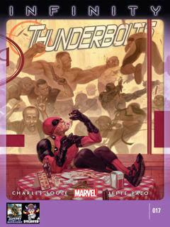 Thunderbolts #17 español