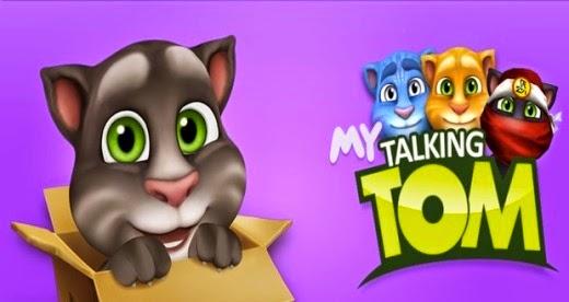 My Talking Tom - Game offline My Talking Tom cho LG