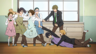 Free! Iwatobi Swim Club Episode 2 Screenshot 11