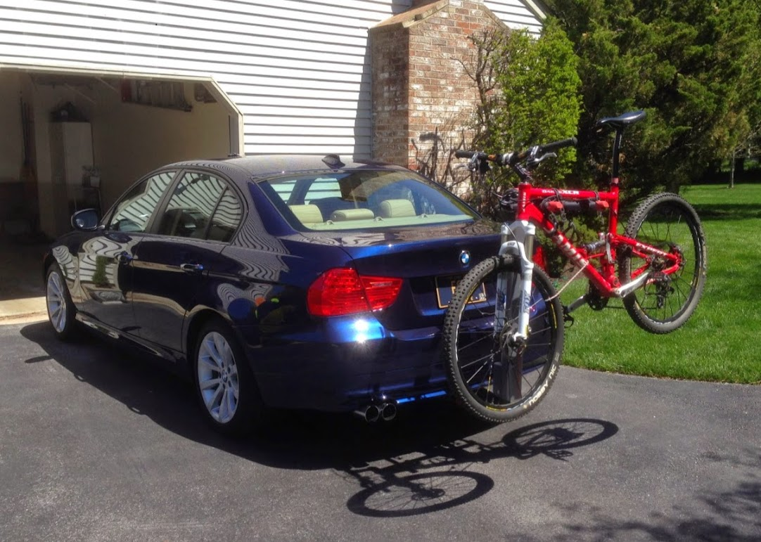 Which Hitch Out Of These Bimmerfest BMW Forums - Bmw 335i bike rack
